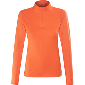 The North Face Motivation - Camiseta manga larga running Mujer - naranja